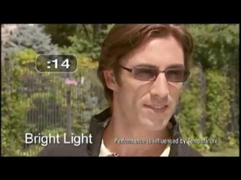 lentes fotocromaticas, aclaran y oscurecen muy rapido - YouTube 07711d72e9
