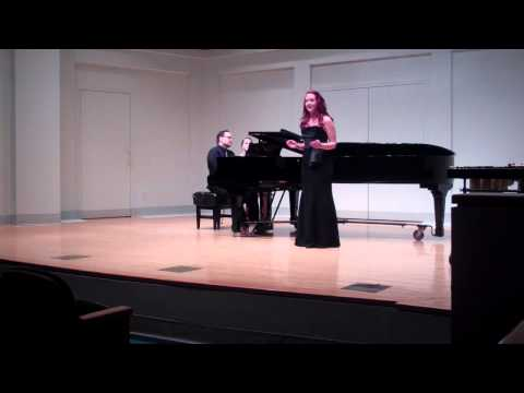 The Doll Song Emily Smith (Jacobs School of Music Sr Recital)