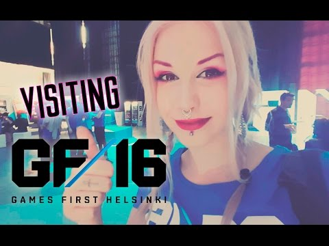Visiting Games First Helsinki 2016