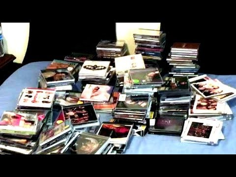 Music CD Collection (Pop, Rock, R&B, Country, Christian, etc)