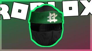 How To Get Ninjago Lloyd Mask   Roblox   The Ninja Mask [ITEMS]