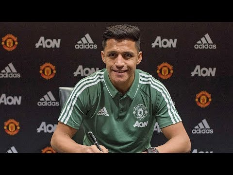 Sanchez Welcome To Manchester United! Official - Confirmed Winter Transfers 2018 ft. Aubameyang |HD