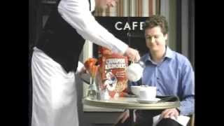Frosted Flakes Cafe Commercial