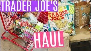 TRADER JOE'S HAUL + Healthy Meal Ideas