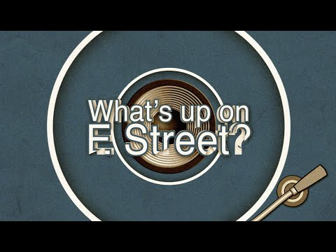 Video: Whats Up On E Street? Featuring Garry Tallent