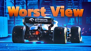 F1 2019 - Can you Win with the Worst Camera View?