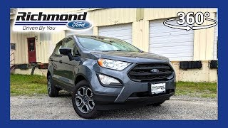 2018 Ford EcoSport S 360 Degree Virtual Test Drive