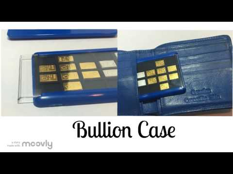 Element Card Bullion Case - Bullioncase.com