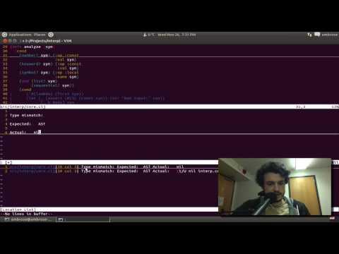 Typed Clojure - Lambda Calculus Interpreter