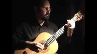 Francisco Tarrega; Prelude no 1, Lagrima, Marieta, Alborada - Torres model guitar