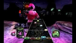 Paradise City Custom Expert Guitar Hero 3 Guns N Roses 5 Stars HD Hi Def