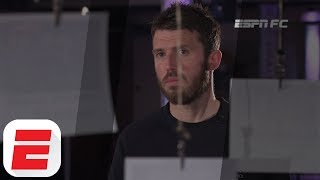Michael carrick reflects on amazing man united career highlights
