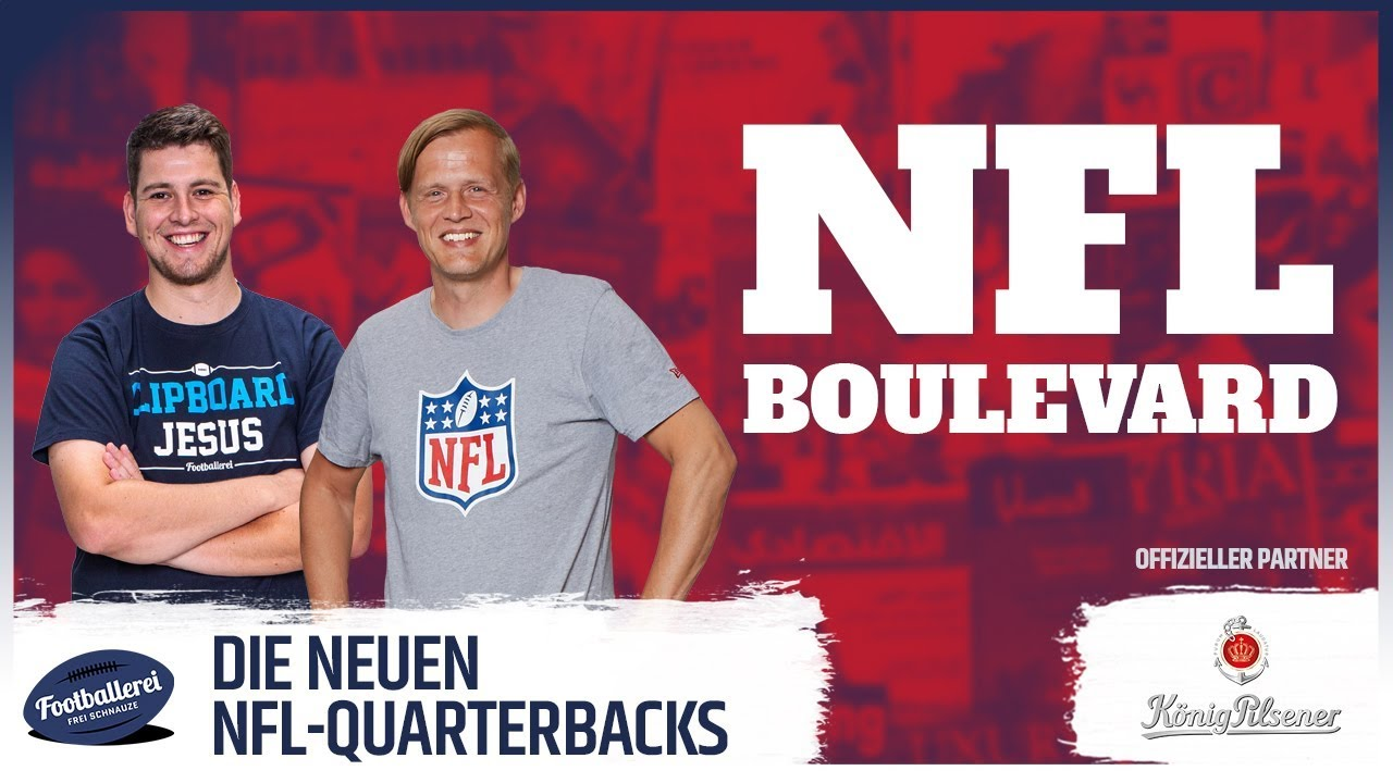 Download NFL Boulevard #72: Minshew & Co. – die neuen Quarterbacks   Footballerei