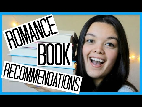 YA Romance Book Recommendations | lnewlin
