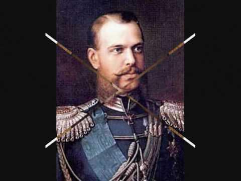Czar Alexander III