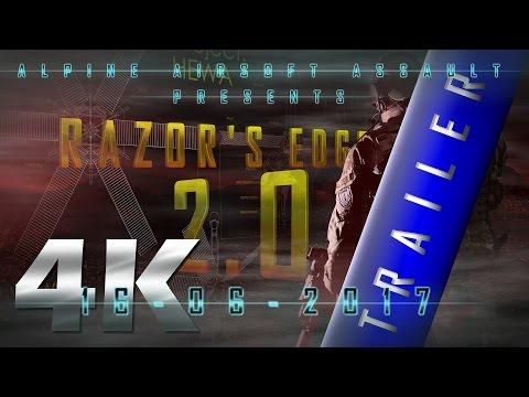 Razors Edge 2 Full trailer 4K