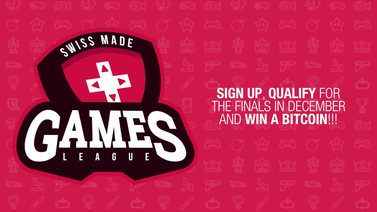 Join the Swiss Made Games League !