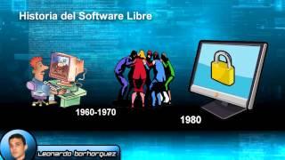 Software libre para una sociedad libre.