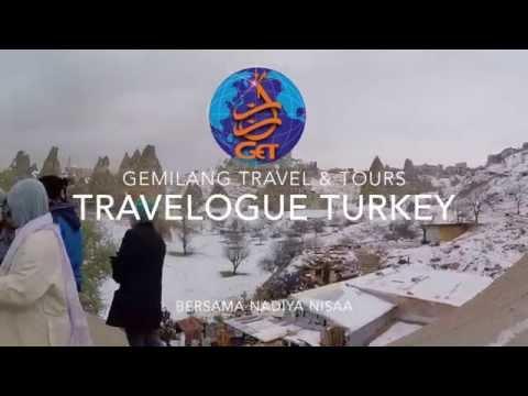 Travelogue Turkey - Nadiya Nisaa & Gemilang Travel & Tours - Part 3
