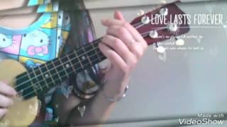Mình yêu nhau yêu nhau bình yên thôi ukulele (cover by bika bika)
