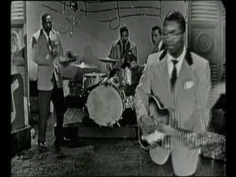 Bo Diddley - Ed Sullivan Show 1955