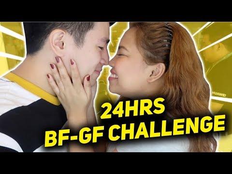 24 Hours Mag-Jowa Challenge with Baninay Bautista