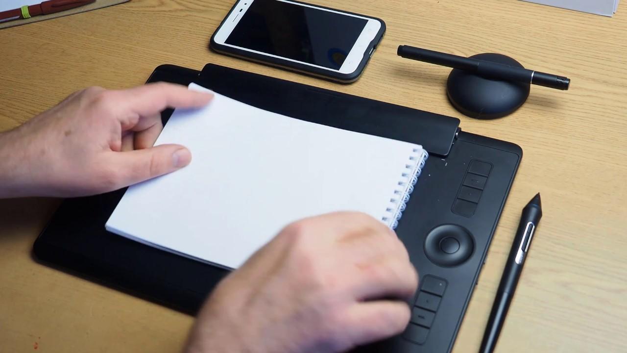 Обзор графического дисплея-планшета Xp-Pen Artist 10S - YouTube