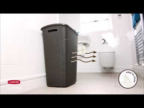 CURVER Laundry My Style Hamper
