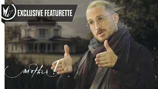 Mother! exclusive featurette with director darren aronofsky -- regal cinemas [hd]
