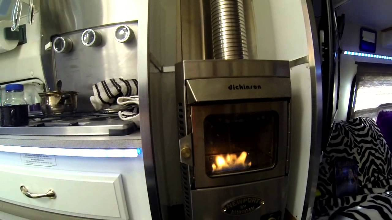 RV Life: About the propane fireplace - YouTube