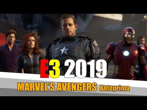 Marvel's Avengers Anteprima   E3 2019