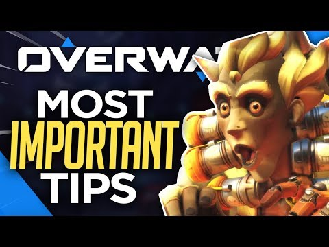 Top 7 Overwatch Tips EVERY Player Should Know! thumbnail