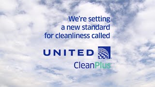 United CleanPlus: Our commitment to health and safety