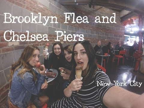 Brooklyn Flea & Chelsea Piers [New York City]