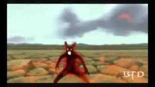 Satania - Mago de oz.  Naruto vs. pain