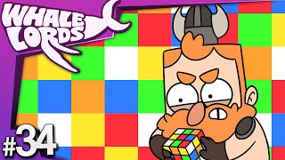 Minecraft - Whale Lords: Rubik's Cube [34]