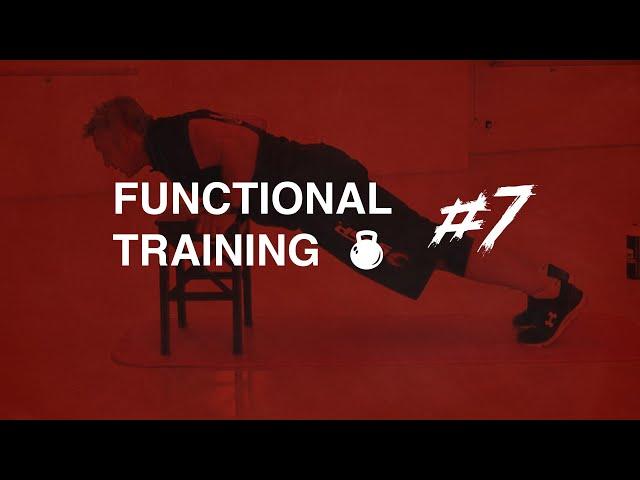 Fit & Athletisch #7 - Ganzkörpertraining