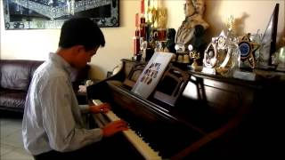 Paradise - Coldplay ~ Piano Cover by Moonlight Maestro