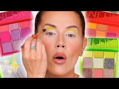 HUDA BEAUTY  Neon Obsessions Palettes