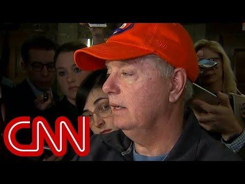 Graham slams Stephen Miller, White House staff