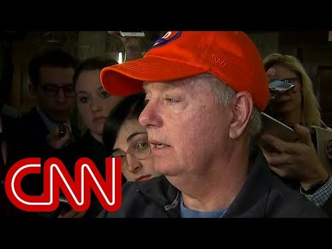 CNN: Graham slams Stephen Miller, White House staff
