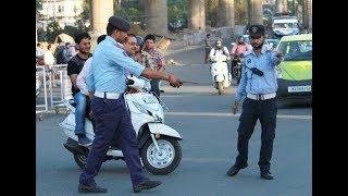 Jammu traffic police