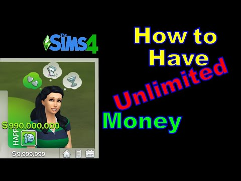 How To Cheat To Have Unlimited Money In The Sims 4