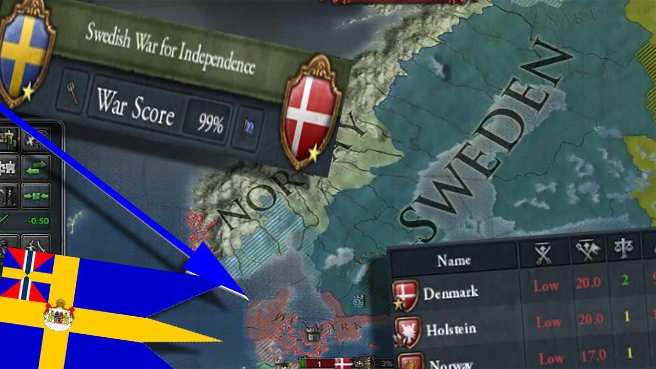 Eu4 Sweden Independence