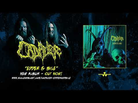 CADAVER - EDDER & BILE is OUT NOW (OFFICIAL TRAILER)