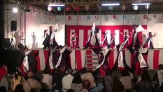 厳原八幡宮神社大祭 (南中ソーラン 絆)