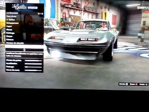Nouvelle astuce avoir des voitures tuning gratuitemen for Voiture garage gta 5 mode histoire