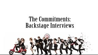The Commitments Backstage Interview: Killian Donnelly
