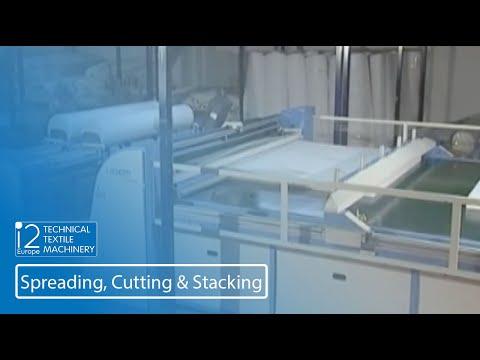 Spreading, Cutting & Stacking Machine