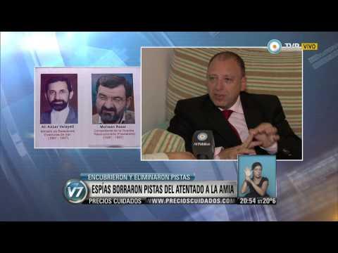 """Causa Nisman: """"Un contragolpe de los espías apartados"""" (2 de 2)"""